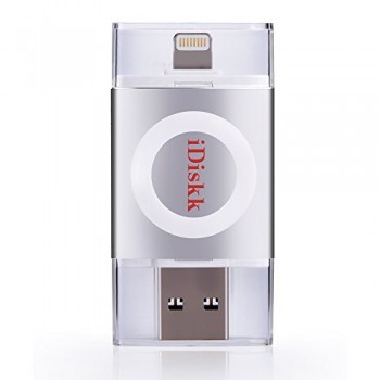 IDISKK PEN DRIVE 32GB APPLE CON TAPAS