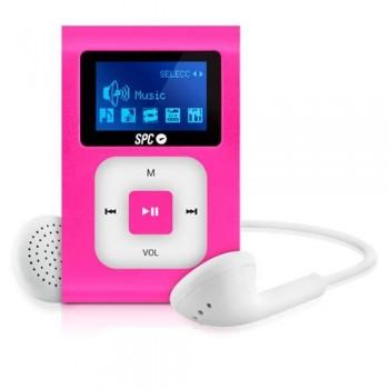 SPC MP3 SPORT CLIP EXTREME 8GB ROSA
