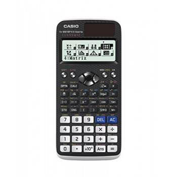 CASIO CALCULADORA FX-991SP X II