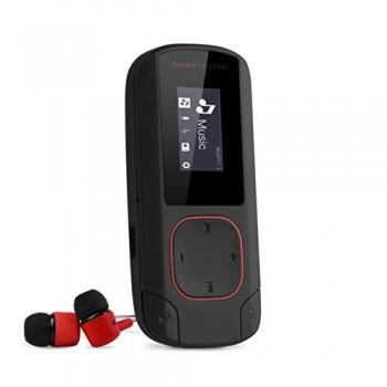 ENERGY SYSTEM MP3 BT CLIP 8GB ROJO