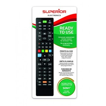 SUPERIOR MANDO TV SONY PARA SMART TV