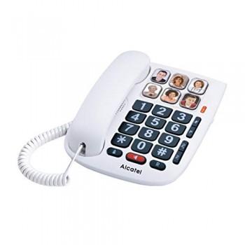 ALCATEL TMAX 10 TELFONO FIJO BLANCO