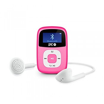SPC FIREFLY ELECTRIC PINK 8668P MP3 BT