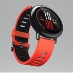 AMAZFIT PACE GPS RUNNING WATCH NEGRO Y ROJO