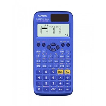 CASIO CALCULADORA FX-85SP X II