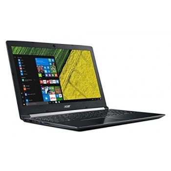 "ACER ASPIRE A515-51G-5072 NEGRO I5 7200U 2.50GHZ 8GB DDR4 15.6"" 1TB NVIDIA GEFORCE 130MX 2GB NO DVD W10"