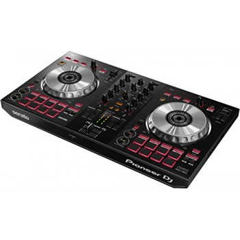 CONTROLADORA DJ PIONEER DDJ-SB3 NEGRO