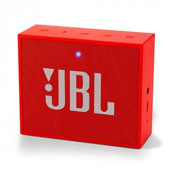 ALTAVOZ JBL GO + ROJO BLUETOOTH