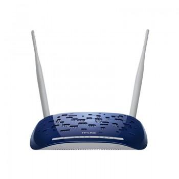 TP-LINK 300MBPS WIRLESS N ADSL2+ MODEM ROUTER TD-W8960N